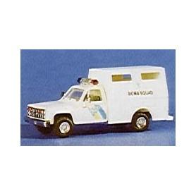 "Trident 90188 Chevrolet Truck ""New Jersey Bomb Squad"""