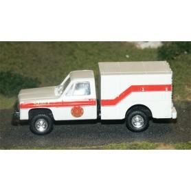 "Trident 90117W Chevrolet ""Squad 4"""