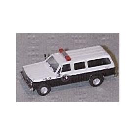 """Trident 90195 Chevrolet Suburban """"White Settlement Police"""""""