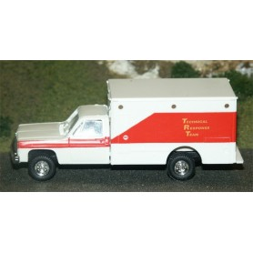 "Trident 90119 Chevrolet ""Technical Response Team"""