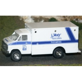 "Trident 90130 Chevrolet ""Mercy Medical Services - Paramedic"""