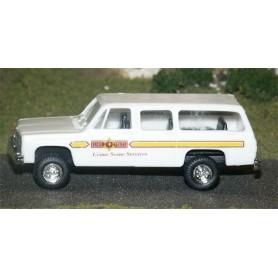 "Trident 90184 Chevrolet Suburban ""Illinois State Police, Crims Scene Services"""