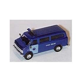 """Trident 90201 Chevrolet Van """"Massachusetts State Police"""""""