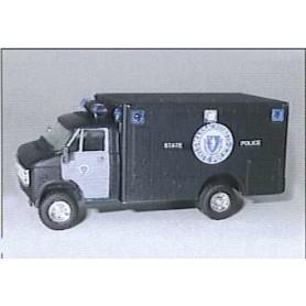 """Trident 90218 Chevrolet Van """"Massachusetts State Police"""""""