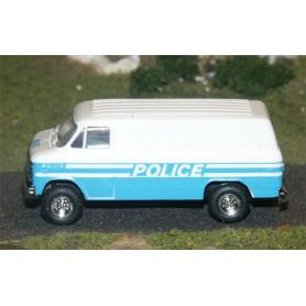 "Trident 99999 Chevrolet Van ""Police"""