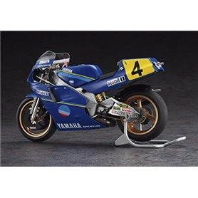 "Hasegawa 21709 Motorcykel Yamaha YZR500 OWA8 ""Sonauto Yamaha 1989"""