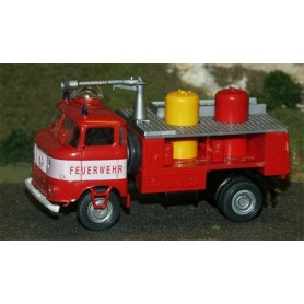 "SES 14105659 IFA W50 ""Twin Agent Feuerwehr"""