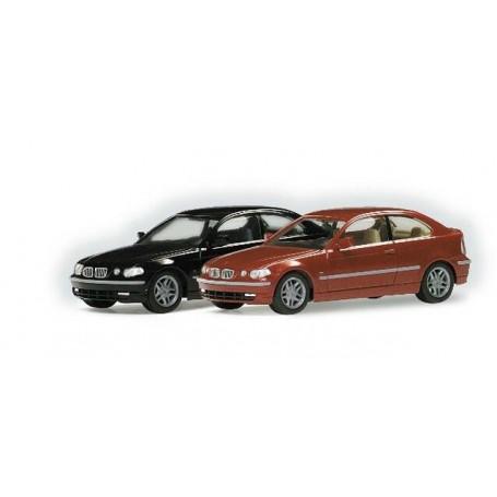 Herpa 033015 BMW 3er Compact?, metallic
