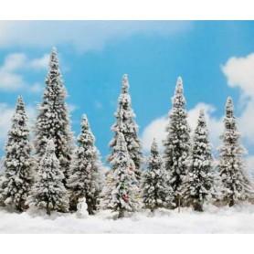 Busch 7171 Snö, glittrande, 500 gram i påse