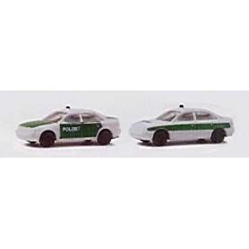 Rietze 16004 Audi A4 Polis 2-Pack