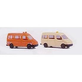 "Rietze 16011 Ford Transit ""Taxi"""