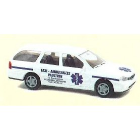 "Rietze 50592 Ford Mondeo Turnier ""Taxi Ambulances"""