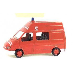 """Rietze 50704 Ford Transit """"Sapeurs Pompiers"""""""