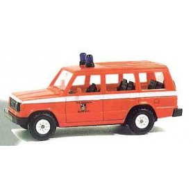 "Rietze 50350 Mitsubishi Pajero ""Brandweer"""