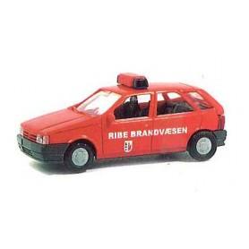 "Rietze 50376 Fiat Tipo ""Ribe Brandvaesen"", Danmark"