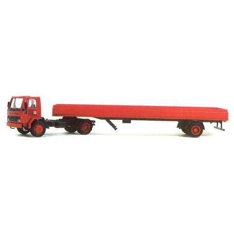 "Rietze 60116 Ford Cargo ""Fire Brigade"""
