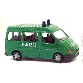 "Rietze 50624 Ford Transit ""Polizei"""