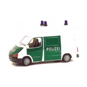 "Rietze 50629 Ford Transit ""Polizei"""