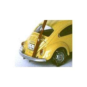 Automobilia 1870101 Tyska nummerskyltar