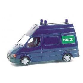 "Rietze 50623 Ford Transit ""Polizei"""