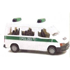 "Rietze 50711 Ford Transit ""Polizei"""
