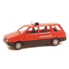 """Rietze 50194 Mitsubishi Space Wagon """"Feuerwehr Quedlinburg"""""""