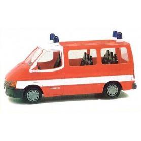 """Rietze 50539 Ford Transit Bus """"Feuerwehr Stadt Ditzenbach"""""""