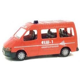 """Rietze 50541 Ford Transit Bus """"Einsatzleitwagen"""""""