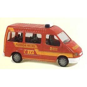 """Rietze 50543 Ford Transit Bus """"Feuerwehr Frechen"""""""