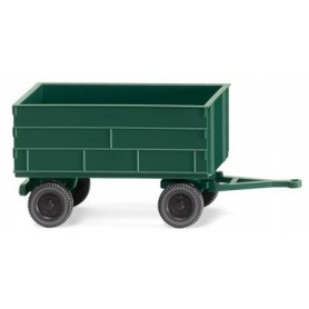Wiking 95639 Agricultural trailer - green