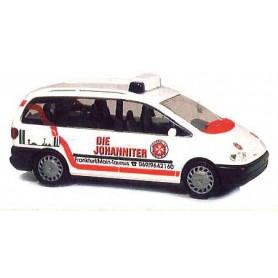 """Rietze 50744 Ford Galaxy """"Die Johanniter"""""""