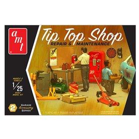 AMT PP016 Tip Top Shop Garage Accessory Set 2