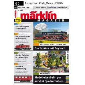 Märklin 103223 Märklin Magazin 5/2006 D