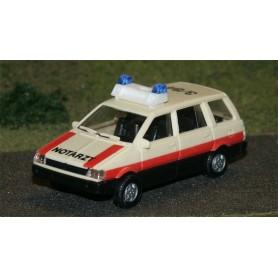 "Rietze 50191 Mitsubishi Space Wagon ""Notarzt"""