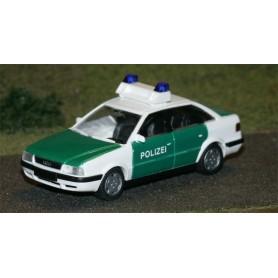 "Rietze 50461 Audi 80 ""Polizei"""