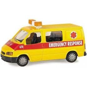 "Rietze 50694 Ford Transit ""Emergency Response"""