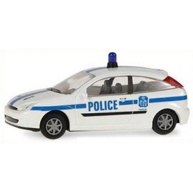 "Rietze 50961 Ford Focus ""Police"""
