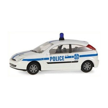 """Rietze 50961 Ford Focus """"Police"""""""