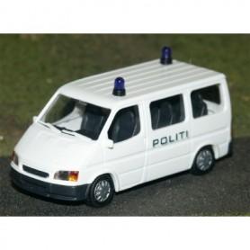 """Rietze 50627 Ford Transit """"Politi"""""""