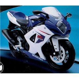 Testors 650003T Motorcykel Suzuki GSX-R1000