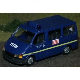 "Rietze 50681 Ford Transit ""THW"""