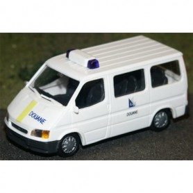 "Rietze 50695 Ford Transit ""Douane"""