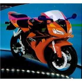 Testors 650002T Motorcykel Honda® CBR1000R