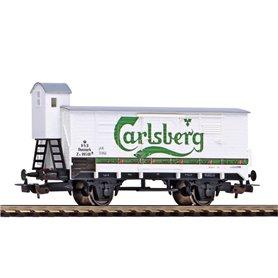 "Piko 58934 Godsvagn med bromskur ZA 99548 typ DSB ""Carlsberg"""