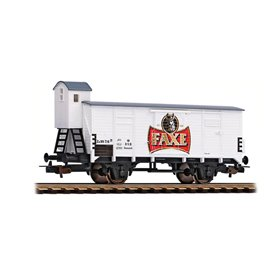 "Piko 58933 Godsvagn med bromskur ZB 99716 typ DSB ""Faxe"""