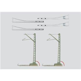 Märklin 7005 Luftledningssats för signaler i 7000-serien