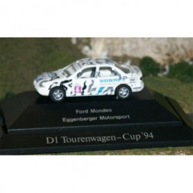 "Rietze 90130 Ford Mondeo ""Team Schübel R.Patrese No 6"" PC-Box"