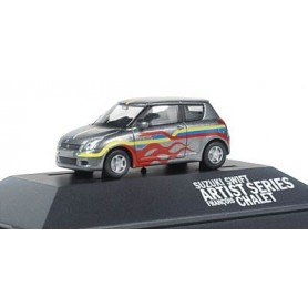 "Rietze 31321 Suzuki Swift ""Artist Series Francois Chalet"" PC-Box"