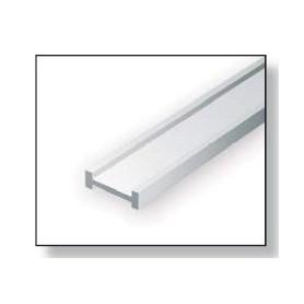 Evergreen 271 I-profil 1.5mm, 4 st, längd 35 cm