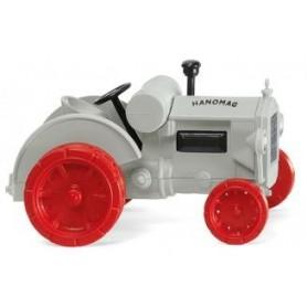 Wiking 87202 Traktor Hanomag WD - grey, 1924